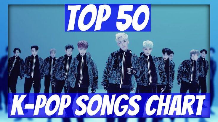 [TOP 50] K-POP SONGS CHART - DECEMBER 2016 (WEEK 1)