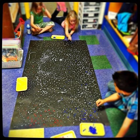 Inquiring Minds: Mrs. Myers' Kindergarten: Our Space Inquiry
