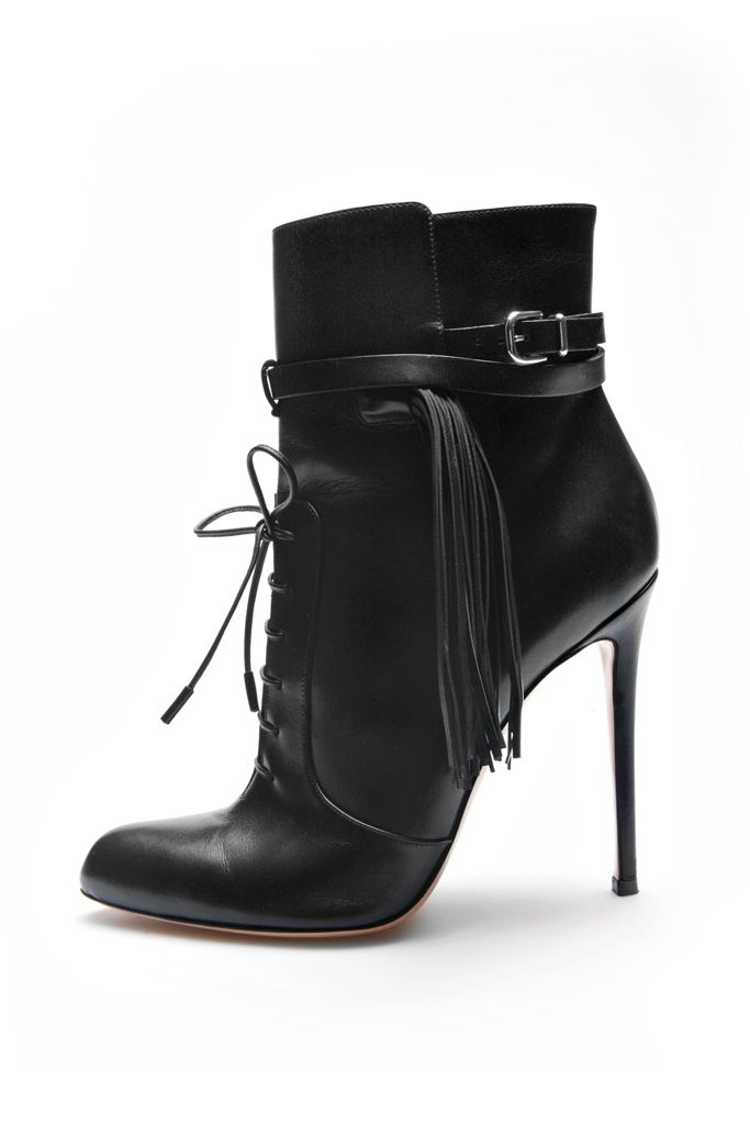 GORGEOUS! fall 2012, Altuzarra, shoes, boots + booties, high heels, black