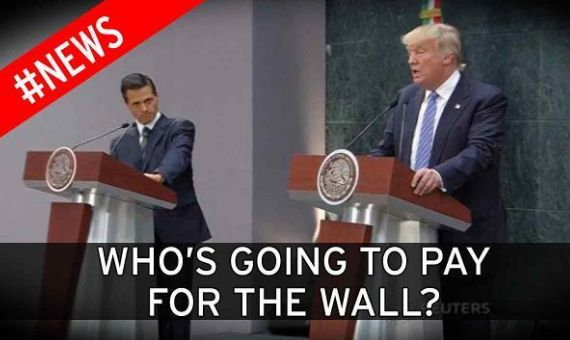 President Trump's wall will kill the drug cartel save thousands of lives in Mexico