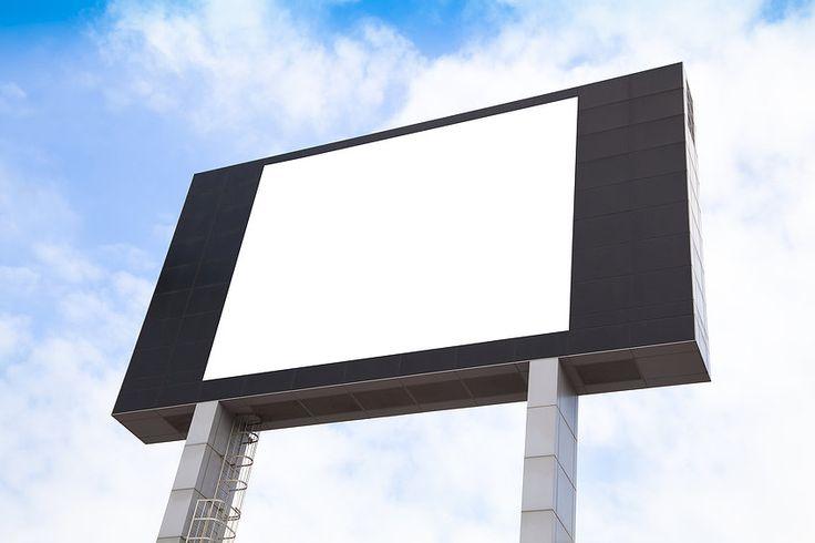 17 meilleures id es propos de panneaux d 39 affichage en for Ecran publicitaire exterieur