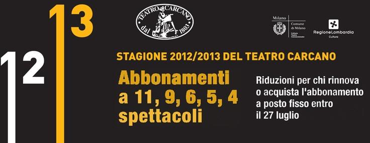 Campagna Abbonamenti - promozione entro il 27 luglio 2012