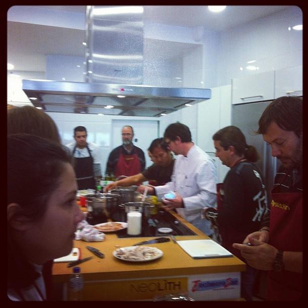 Curso de cocina Vietnamita y Thailandesa