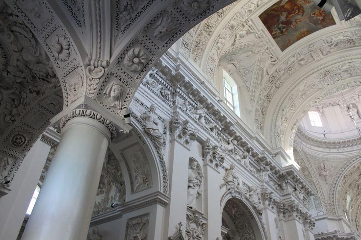 Fotografía: Cristina y Justo- Iglesia Barroca. Vilnius