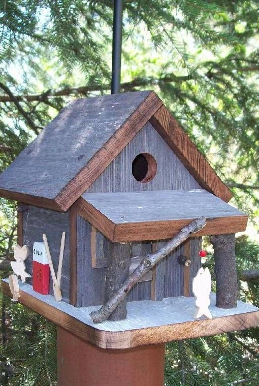 Barn Birdhouse Plans WoodWorking Projects amp