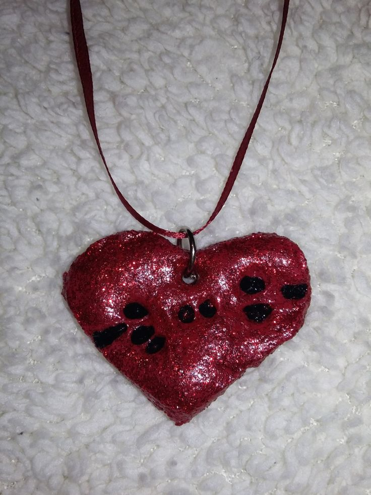 heart necklaces by aggelinokosmos on Etsy