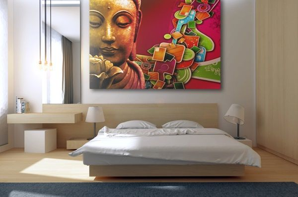 Buddha (Bedroom)