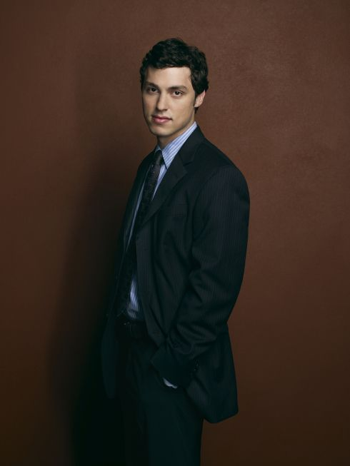 Dr. Lance Sweets. God I love him. Best movie character ever. Besides the doctor and harold saxon, of course.