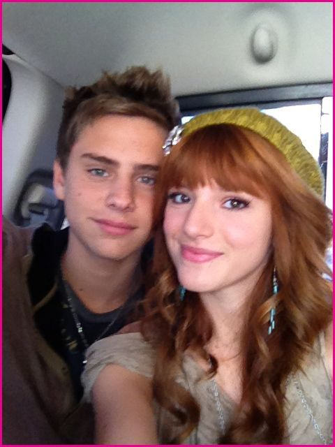 is bella thorne dating garrett backstrom Bella thorne measurements bella thorne affairs / boyfriend from september 2010 until december 2011, the actors garrett backstrom and bella thorne were an item.