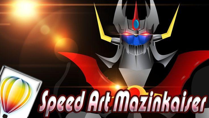 Speed Art Mazinkaiser