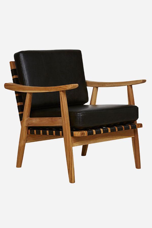 Mondo Leather Chair
