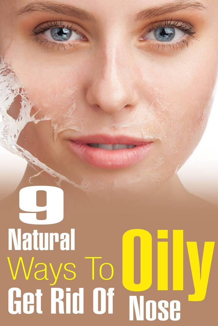 9 Natural Ways To Get Rid Of Oily Nose | DIY Find …