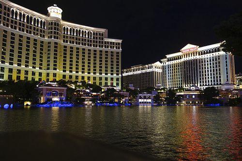 Bellagio - Cesars Palace - Las Vegas - Nevada