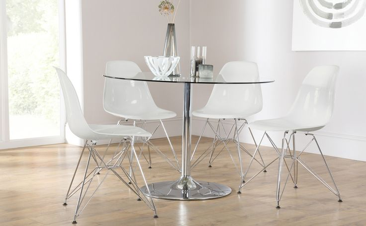 4 Optimal Choices In Glass Dining Table And Chairs: 58 Best Eames Inspired Images On Pinterest