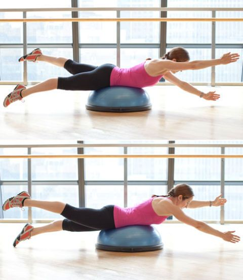 Bosu Ball Running: 43 Best Fit And Active Images On Pinterest