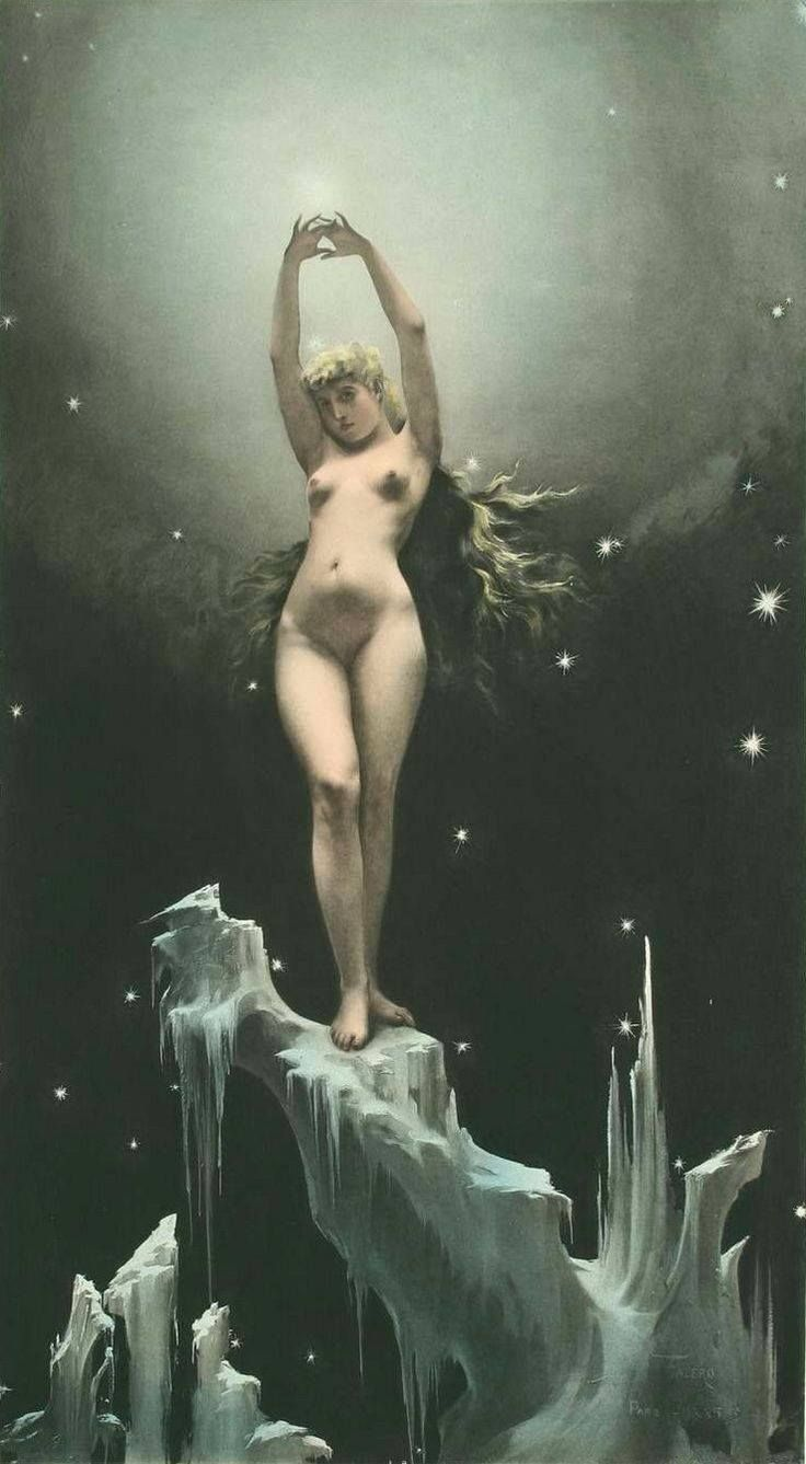 Luis Ricardo Faléro - The Pole Star [736 × 1337]