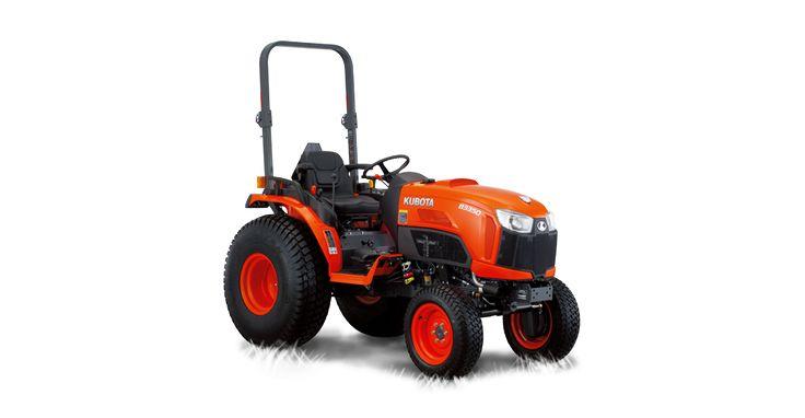 Kubota 3350 Compact Tractor overview