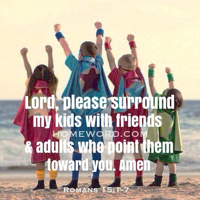 Too often, parents feel hopeless about the bad influence of certain people in their children's lives. GOOD News...We have the power of God & the truth of His Word behind us! homeword.com #Christianparenting #parentingquote #Christianparentingquote #motheringquote #Christianfamilyquote #familyquote #faithquote #raisingkidsquote #growingkidsGodsway