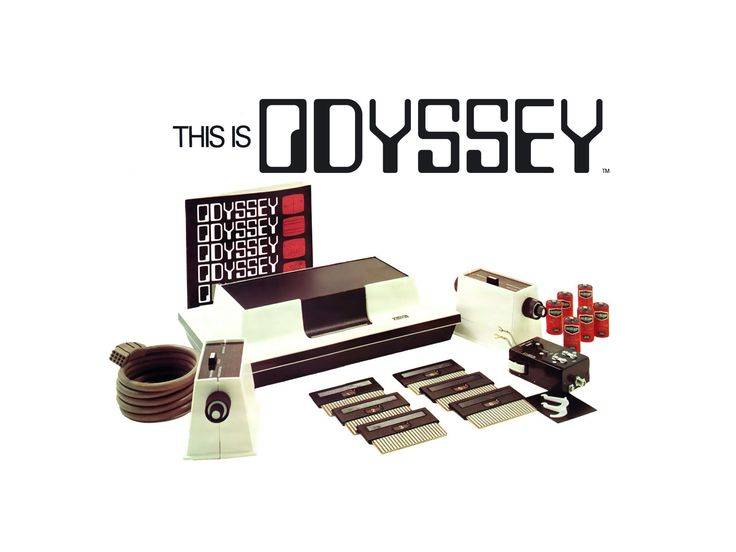 Magnavox Odyssey - 1972