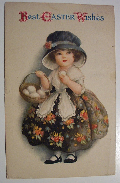 This looks exactly like my Ruby.  I've always said she was my vintage baby.  xo