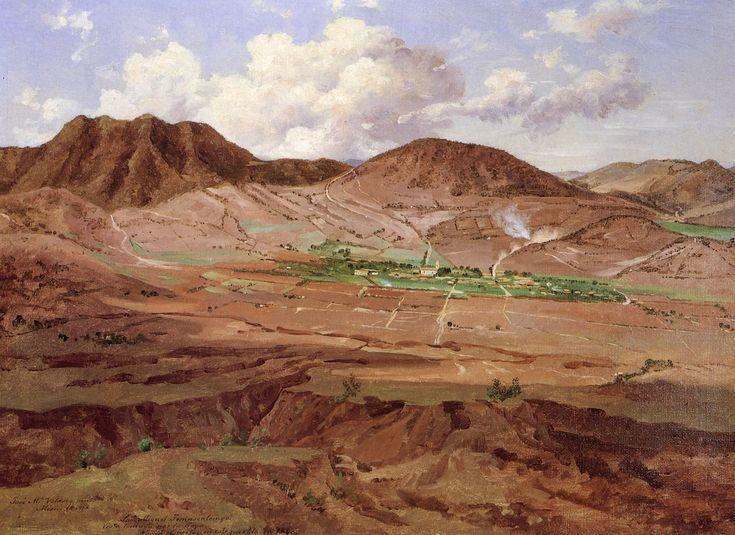 The Athenaeum - Temascalcingo (José María Velasco - )