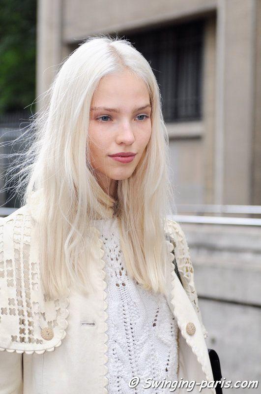 Les 25 meilleures id es de la cat gorie blond blanc sur pinterest bob platine parquet en bois - Blond polaire maison ...