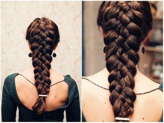 big-weave-braid-hair-by-clip-on-22-inch-brown-natural-human-hair-extensions.jpg (550×412)