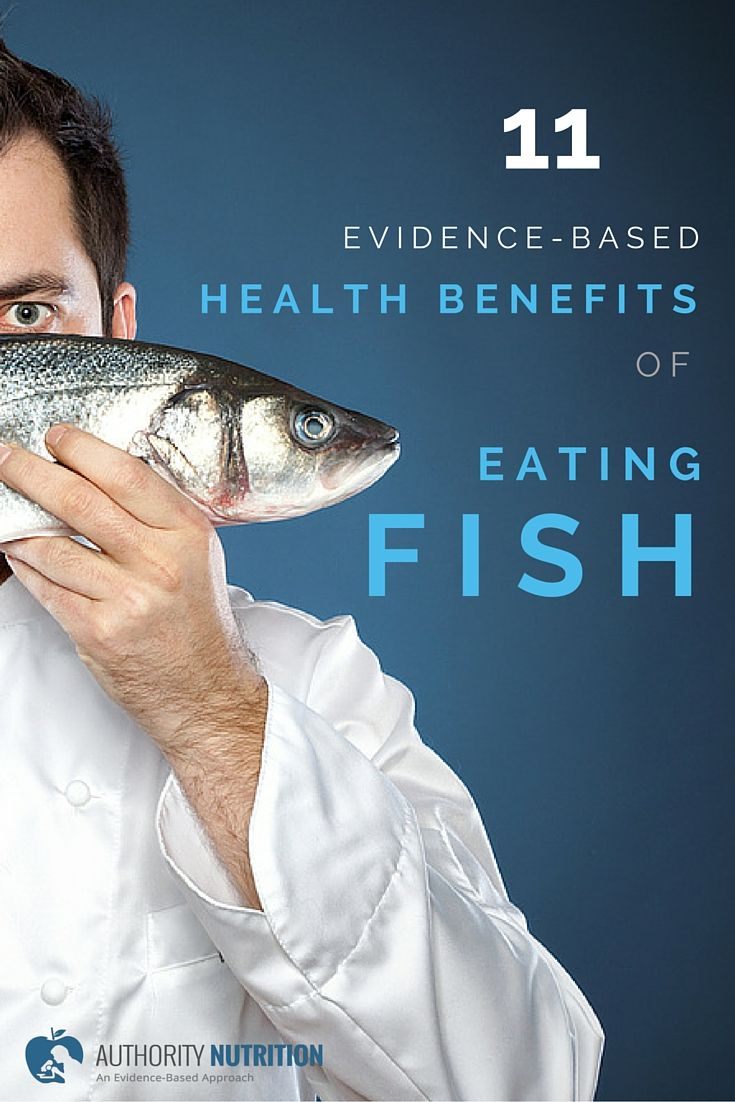 11 evidence based health benefits of eating fish the o for Health benefits of fish