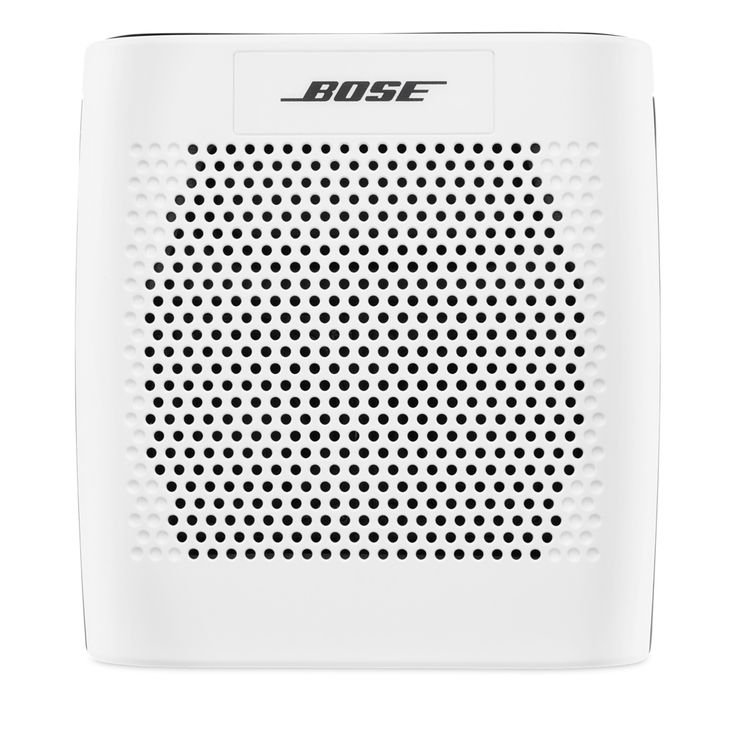 The Bose SoundLink Color Bluetooth speaker delivers full, lifelike performance for every song on your iPhone or iPad. Buy now at the Apple Online Store.