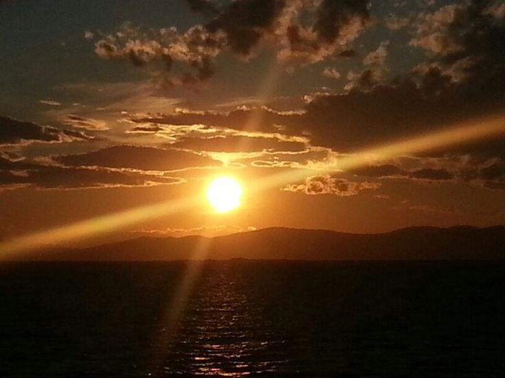 Ηλιοβασιλεμα!!!!
