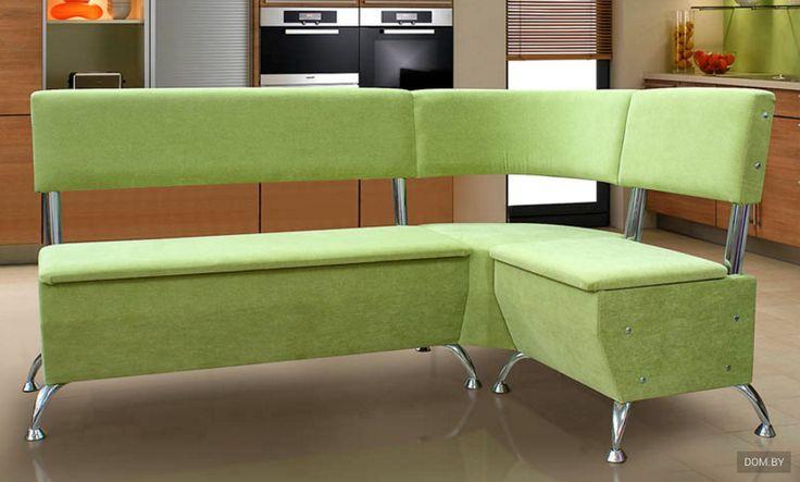 Купить кухонный диван PUFF 170х110х85 в Гродно