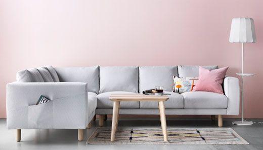 Sofaer og lenestoler fra IKEA