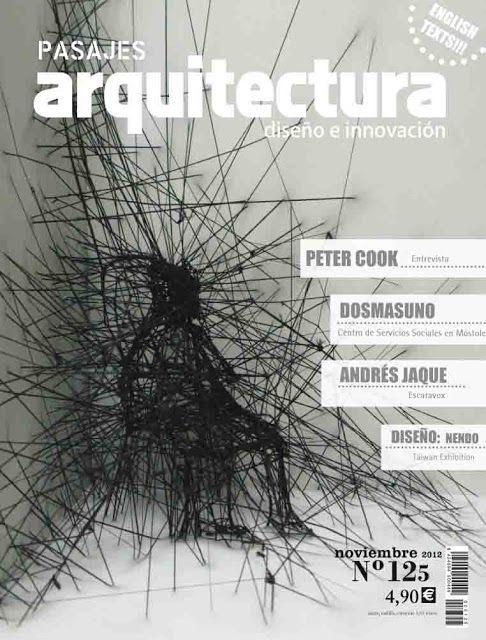 Portadas de revistas arquitectura buscar con google for Portadas de arquitectura
