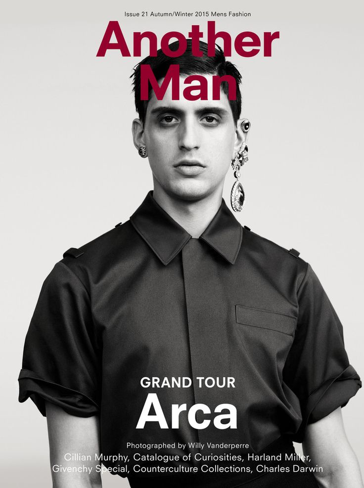 Genre-defying, gender-blurring pop artist and producer Arca | Another Man