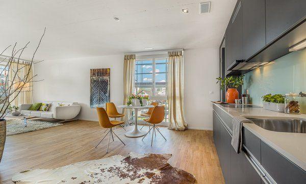 Traumhafte 2.5 Zimmer Wohnung in Schlieren zu vermieten.
