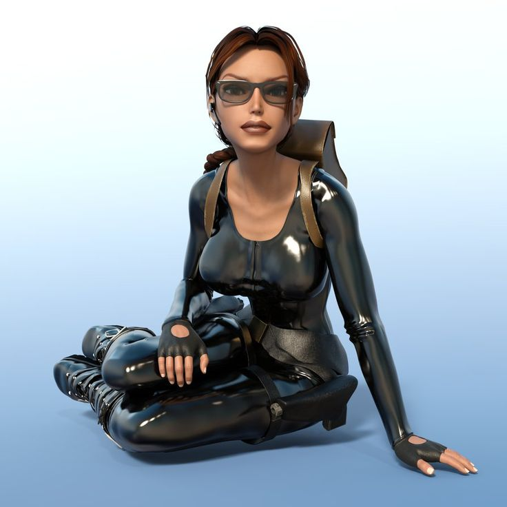 Tomb Raider Classic Style/ Pack 1 Legend - XNA/XPS by