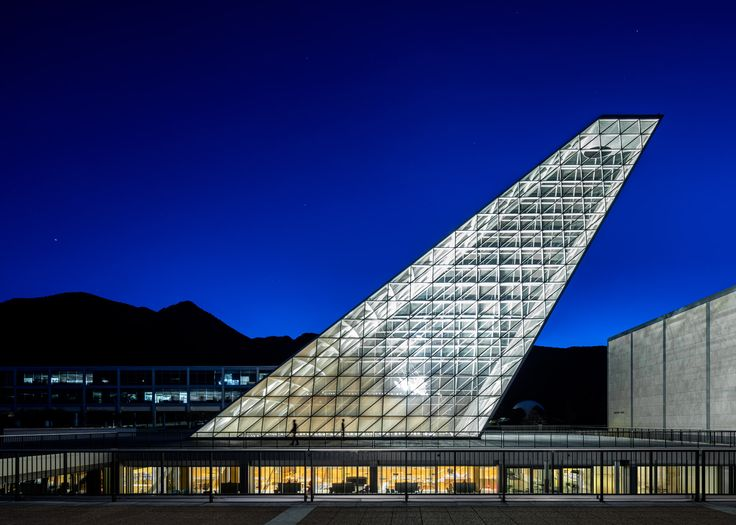 SOM has completed a new leadership centre on the grounds of the US Air Force Academy in Colorado, an iconic campus that the firm designed in the 1950s
