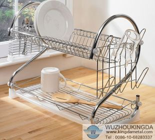 Stainless Steel Dish Drying Racks & 72 best dish drying rack images on Pinterest | Kitchens Dish drying ...
