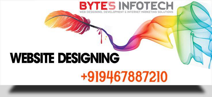 Website designing and development company, bytesinfotech is one of the best offshore & professional web development company in chandigarh. http://www.bytesinfotech.com