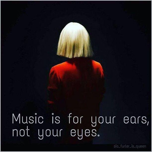 Thank You Sia!