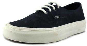 Vans Authentic Decon Round Toe Suede Sneakers.