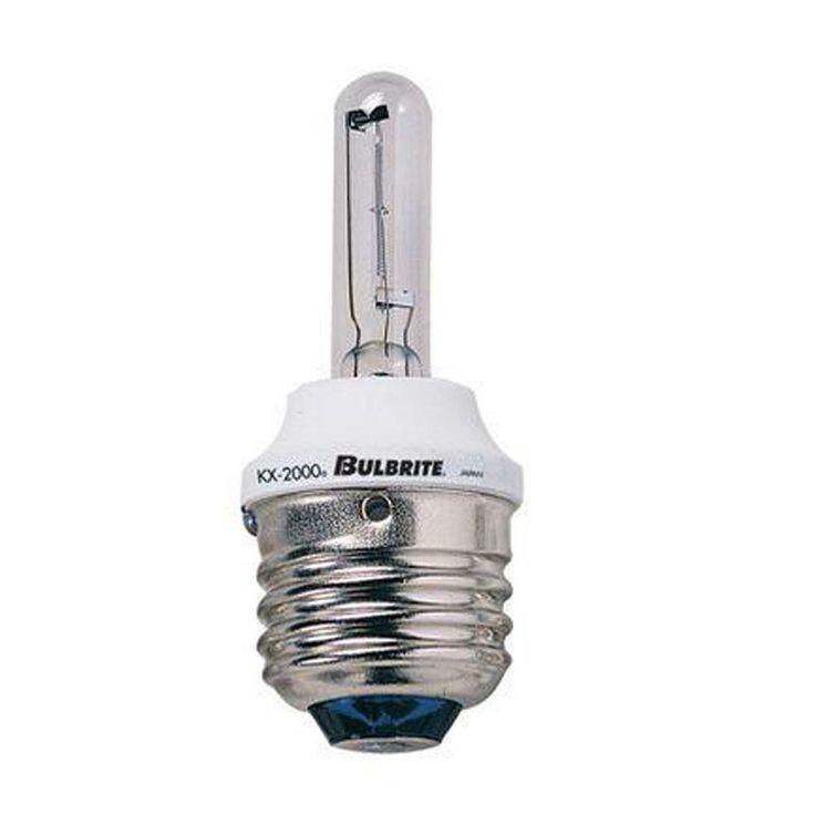 Bulbrite 60-Watt Krypton/Xenon T3 Light Bulb (4-Pack)