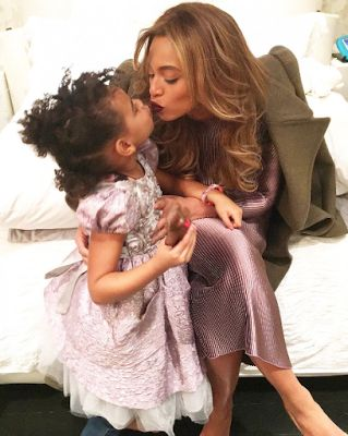 Beyonce and Blue Ivy look adorable in new photo