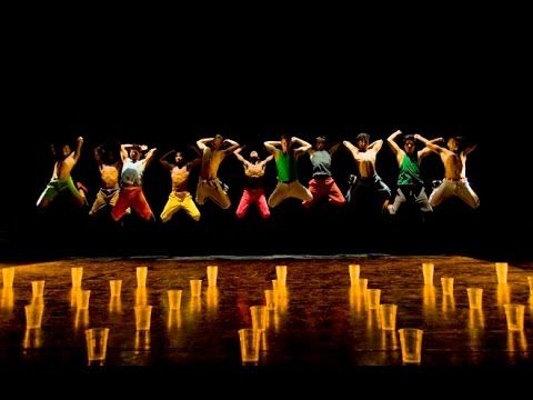 AGWA | Création 2008 | Compagnie Käfig