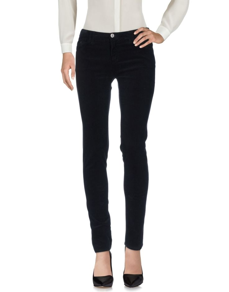 #ARMANI JEANS Damen Hose Farbe Schwarz Größe 7, 13079845TX-7