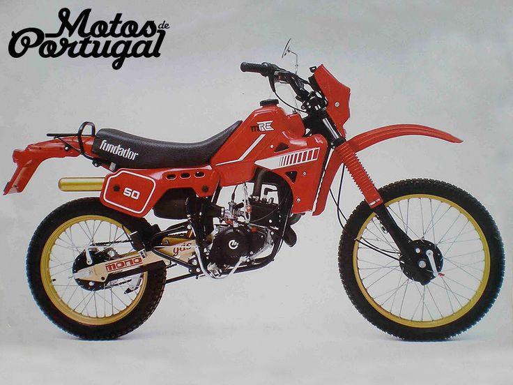 Vintage Fundador MRE 50 (Made in Portugal)