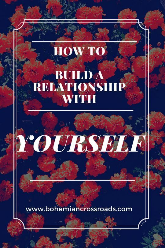 How to love yourself in a relationship