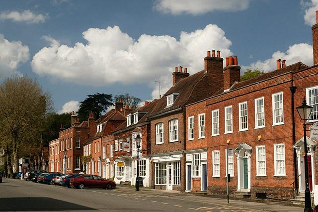 Castle Street, Farnham