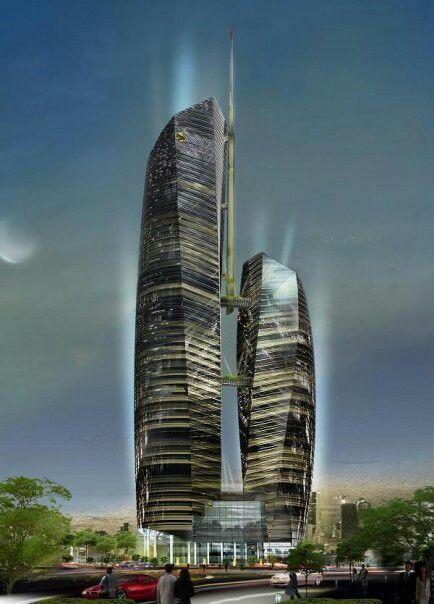 Naza tower TTDI