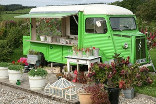 mobile shop | super cute garden shop
